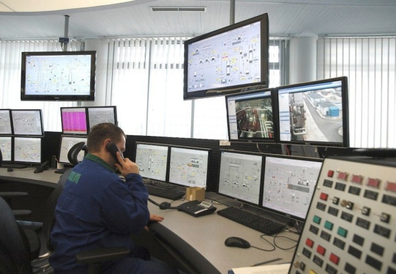 The new centralised control facility at the INA Rijeka refinery in Croatia