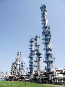 Emerson's SmartProcess Distillation Optimiser has been applied to five of the six gas distillation columns at MOL's Algyõ gas plant in Hungary.