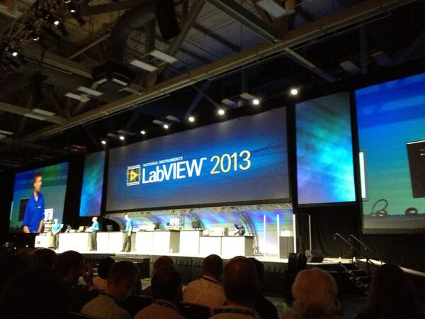 LabView 2013 officially released and available for download 6th August 2013