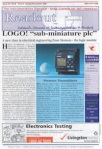 """The launch of LOGO! """"Sub-miniature plc"""" was covered in the November 1996 issue of Read-out!"""