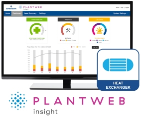 Plantweb Insight Heat Exchanger